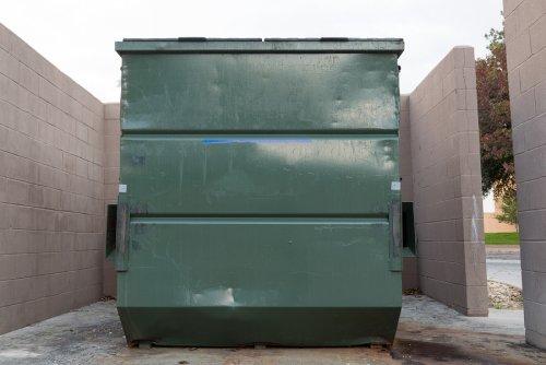 dumpster - rental